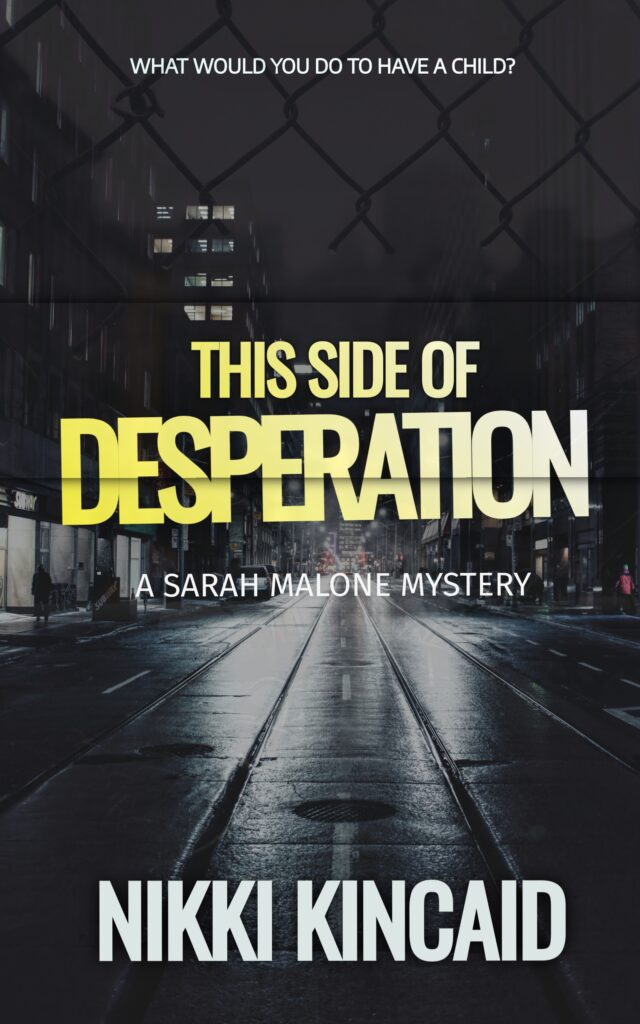 This Side of Desperation cover